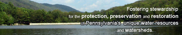 The Foundation for Pennsylvania Watersheds random header image
